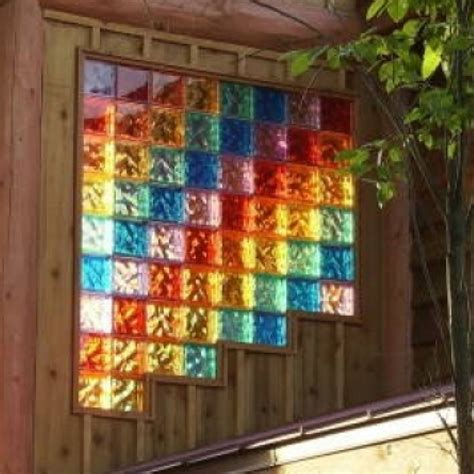 colored glass blocks 5 projects with colored glass block windows walls