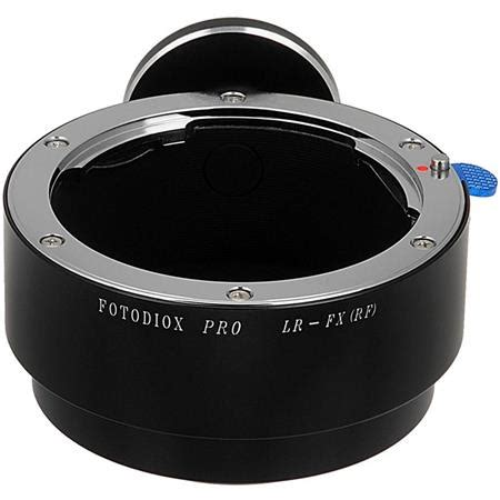 fotodiox mount adapter for leica r lens to fujifilm x