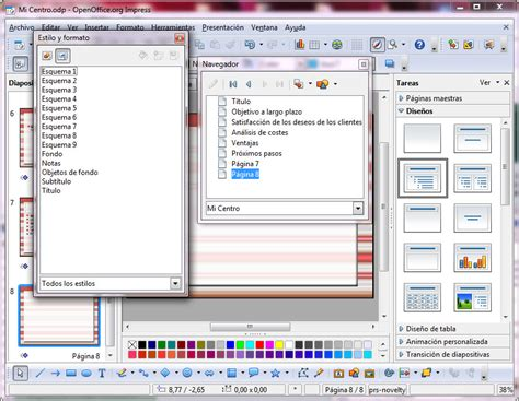 download templates for openoffice presentation openoffice impress template download