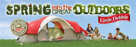 Little Debbie Giveaway - little debbie spring into the great outdoors giveaway