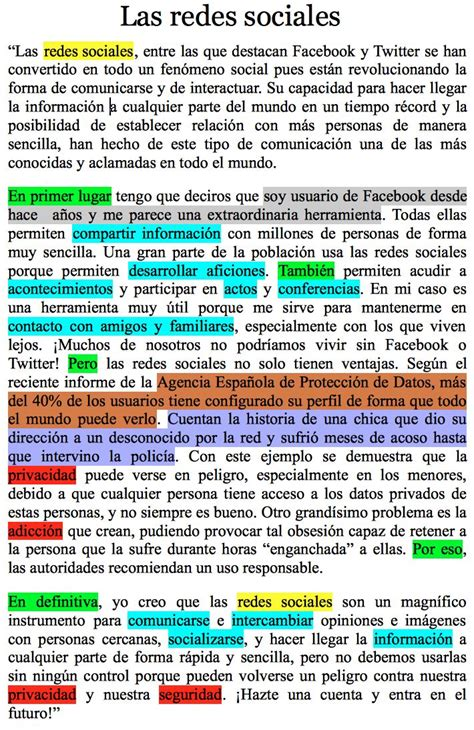 Resumen Y Textos Propios by Texto Argumentativo Subreyado T 233 Cnicas De Estudio