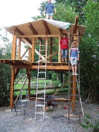 Terrasse Auf Stelzen Bauen 2214 by Terrasse Auf Stelzen Bauen Balkon Auf Stelzen Holz Das
