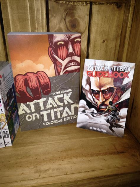 attack on titan colossal edition 1 view topic shingeki no kyojin attack on titan fan club