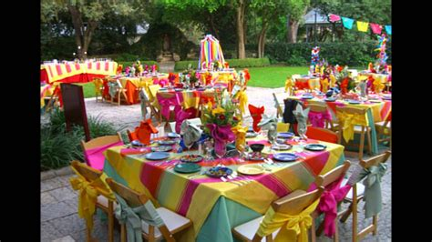 Creative Birthday Party Ideas For Your Kids Youtube Unique Children Ideas