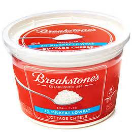 breakstone cottage cheese freshdirect breakstone s 2 small curd lowfat cottage cheese