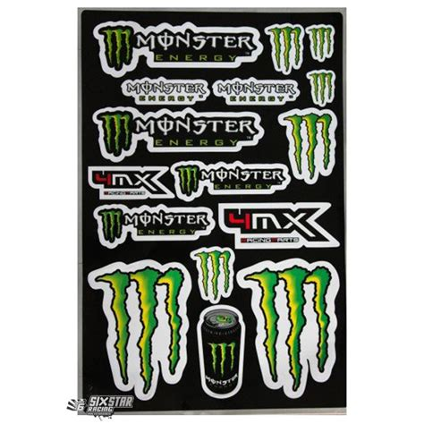 Sticker Stiker Energy Logo Hijau Stabilo energy stickers kamos sticker