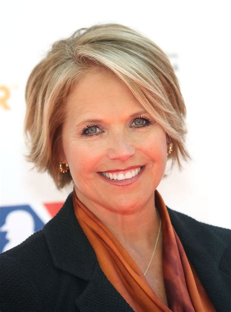 katie couric latest pics katie couric in stand up to cancer arrivals zimbio