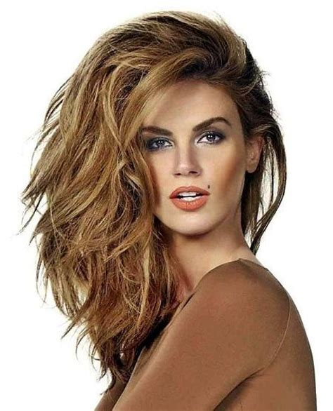 Brown Hairstyles For 50 2015 by 50 Alluring Brown Hairstyles With Caramel Highlights 2017