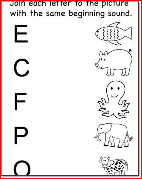 activities for kindergarten kindergarten activity sheets free project edu