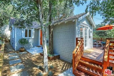 Cottages In Los Angeles by Tiny Houses For Sale In Los Angeles Tiny Home Tour Los