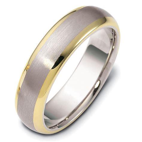 111411 14k gold comfort fit 6 0mm wide wedding band