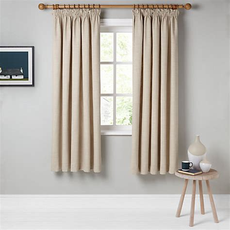 skye curtains buy john lewis croft collection skye lined pencil pleat