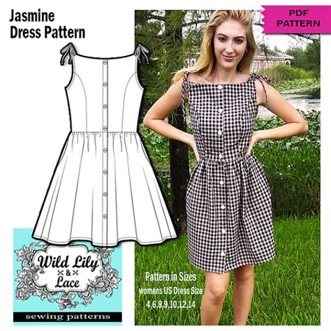 dress pattern button front dress pattern simple sewing button front dress