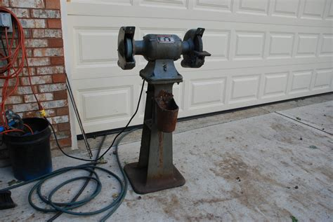dayton bench grinder dayton 3 4 hp bench pedestal grinder 5351 jpg of huge