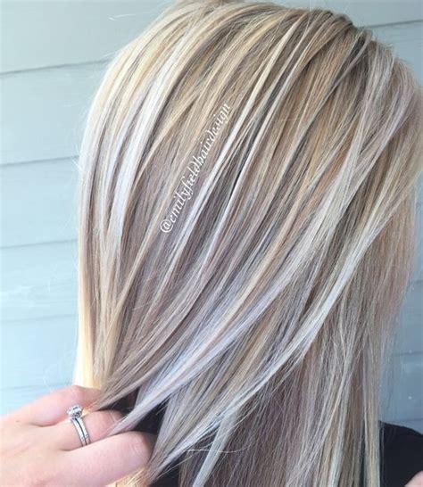 blonde hair color ideas 20 trendy hair color ideas for women 2017 platinum