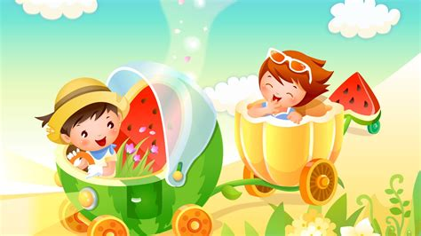 wallpaper cartoon boy kids cartoon wallpaper 7748 1366 x 768 wallpaperlayer com