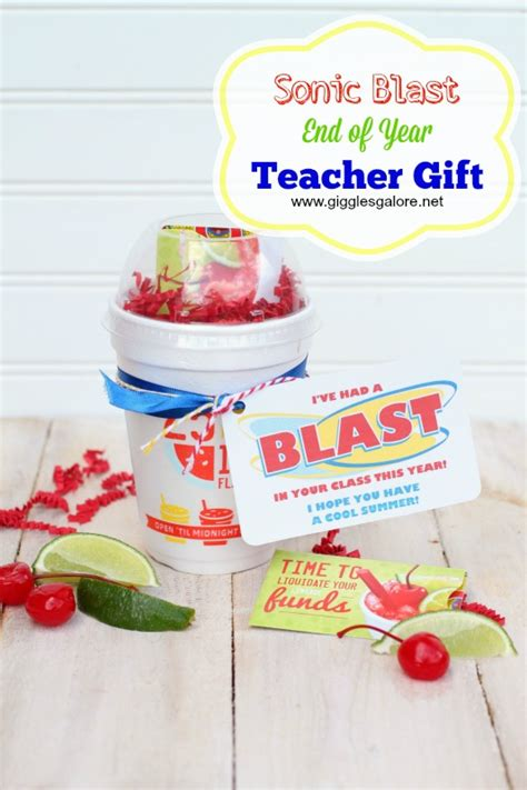 Sonic Gift Cards Walmart - 10 teacher gift card ideas with free printables mama cheaps