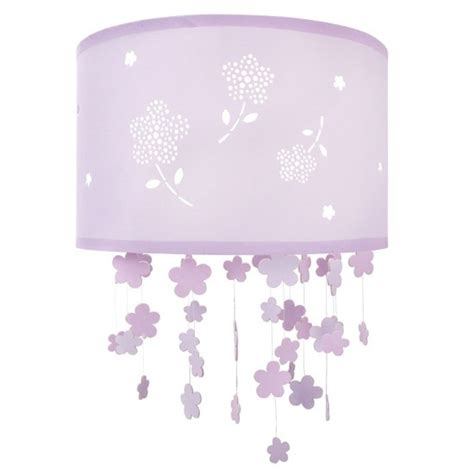 s flower ceiling shade children s