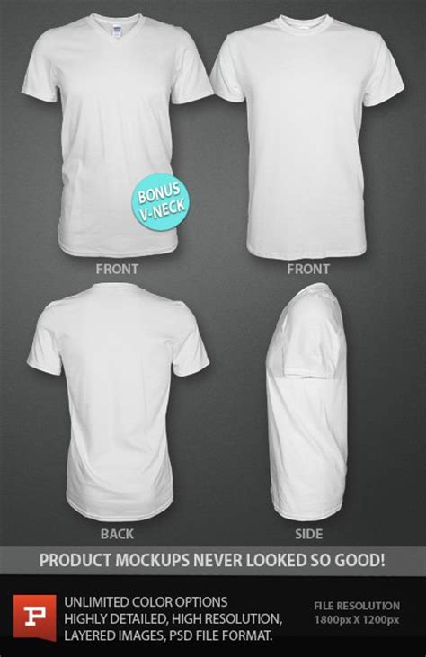 real t shirt template psd ghosted t shirt design template psd with bonus v neck t