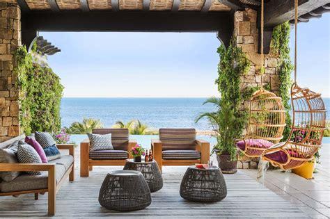 Mediterraner Stil by Decordemon A Beachfront Mediterranean Style Villa In Cabo