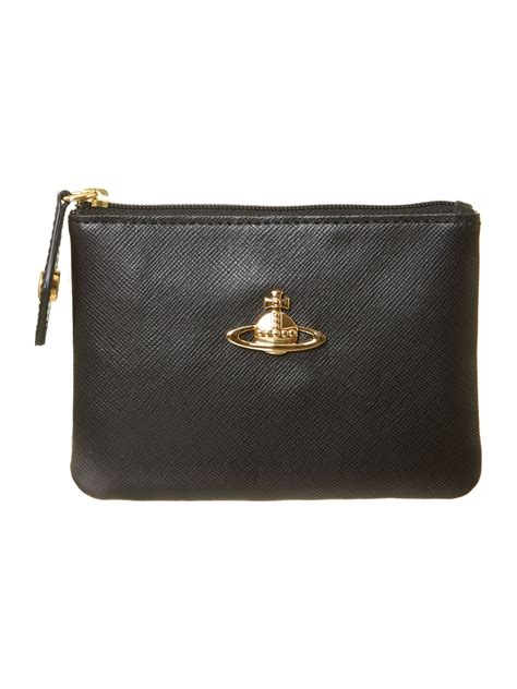 What Do You Look For In A Purse by Vivienne Westwood Black Coin Purse In Black Lyst