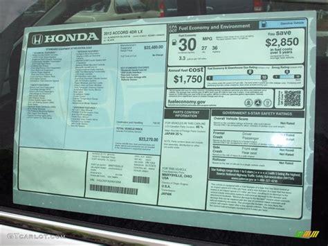Honda Accord Sticker by 2014 Crv V6 Autos Post