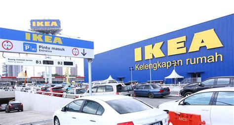 ikea malaysia ikeacheras malaysia s biggest ikea store now open