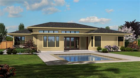 ranch style house plans with hip roof texas ranch style mascord house plan 1245 the riverside