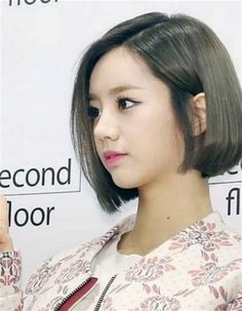 asian bob hairstyles hairstyles korean 2016