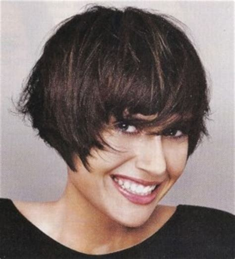 bob hairstyle for large jaw cute cropped jaw length bob hairstyle hair pinterest