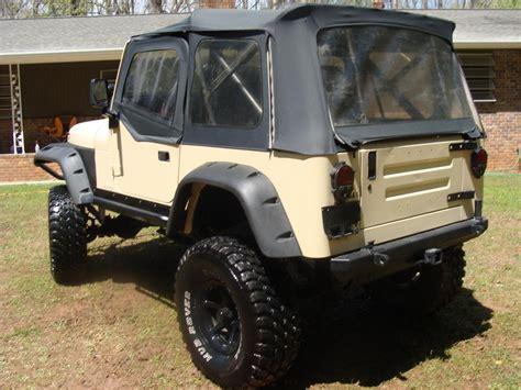 1989 Jeep Wrangler Transfer 1989 Jeep Wrangler Custom 4x4 184946