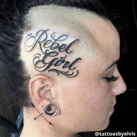 tattoo on my brain chords two female ufc fighters get new head ink