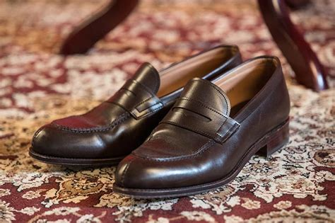 history of the loafer a history of loafers he spoke style