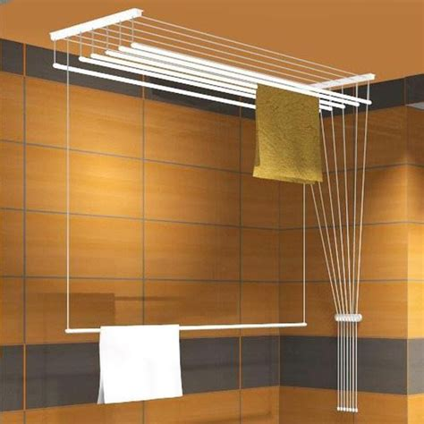 Ceiling Mounted Drying Rack - airavie ceiling mounted clothes drying rack with seven