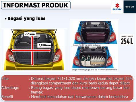 Harga Mesin Senso Bekas by Harga Suzuki Celerio Bekas Dan Baru Di Indonesia