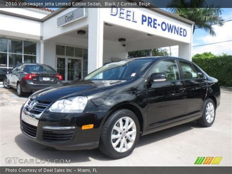 2010 Volkswagen Jetta Limited Edition by Black 2010 Volkswagen Jetta Limited Edition Sedan