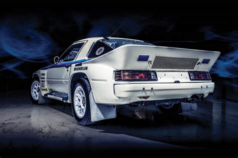 mazda group this group b spec mazda rx 7 evo works never saw rallying