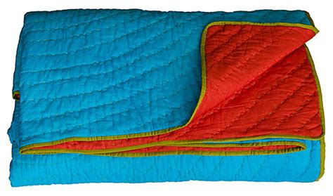 red coverlet twin twin coverlet reversible turquoise red contemporary