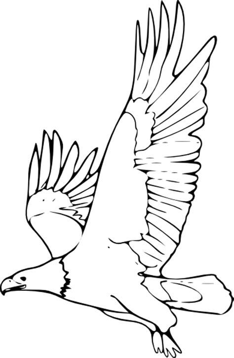 tattoo berwarna png eagle outline clip art at clker com vector clip art