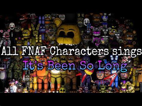 fnaf 2 it's been so long [deeper voice remake] | doovi
