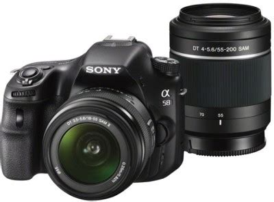 sony alpha slt a58y dslr camera for rs 38,899