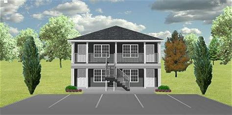 Lovely House Plans With Cost To Build #6: J0929-11-4_RenderingMid.jpg