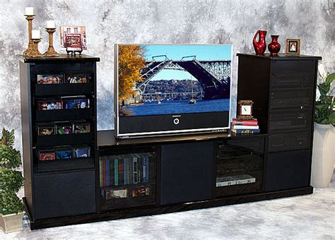 full wall tv cabinet entertainment centers munari black entertainment centers wall units credenzas
