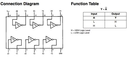 transistor y1 datasheet digital logic everything i need to about ic 74ls14 electrical engineering stack exchange