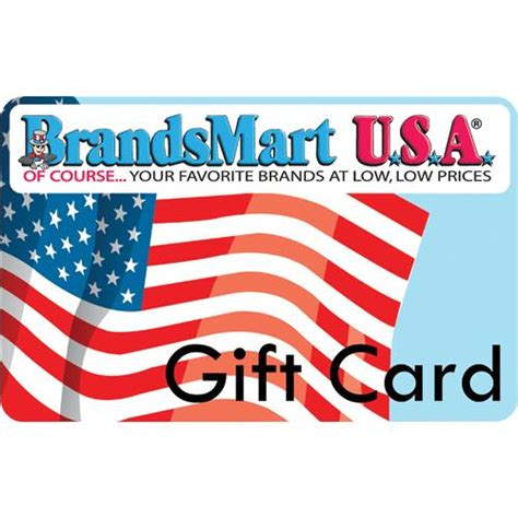 20 Dollar Gift Card - brandsmart usa gift card 20 twenty dollar gift card brandsmart usa