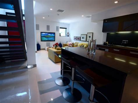 basement finishing costs hgtv add style to your finished basement hgtv