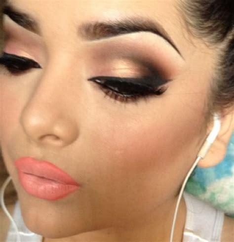 Preety Glam makeup for a dress m a k e u p