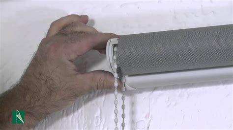 tende a rullo ikea montaggio tenda a rullo comfort regolazione molla e cambio lato