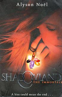 Shadowland The Immortals Book 3 alyson noel k 246 nyv bookline