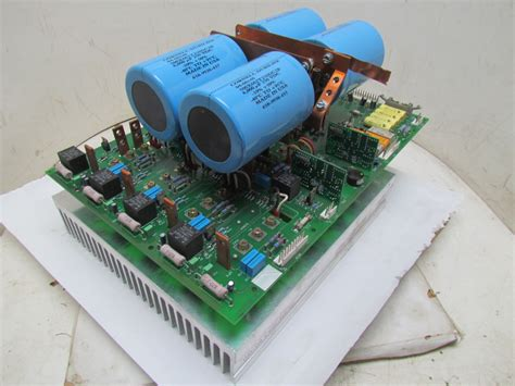 capacitor on circuit board epe pca 72 161091 00 circuit board capacitor heatsink assembly 6000uf 250vdc ebay